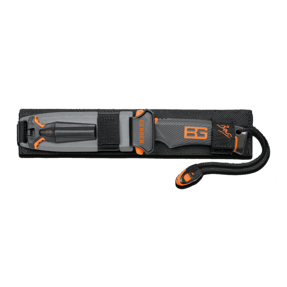 Gerber Bear Grylls Ultimate Fixed Blade Knife - NONE