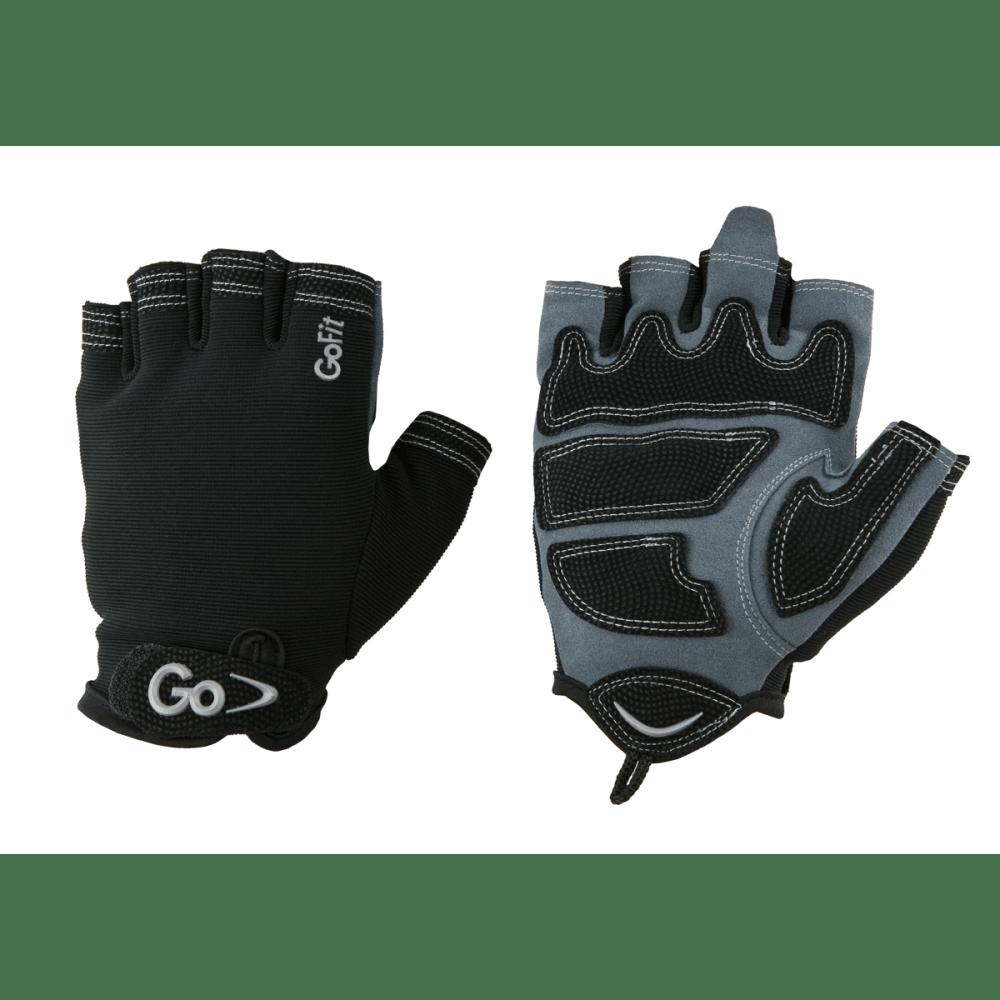 GoFit Men's X-Trainer Glove - BLACK