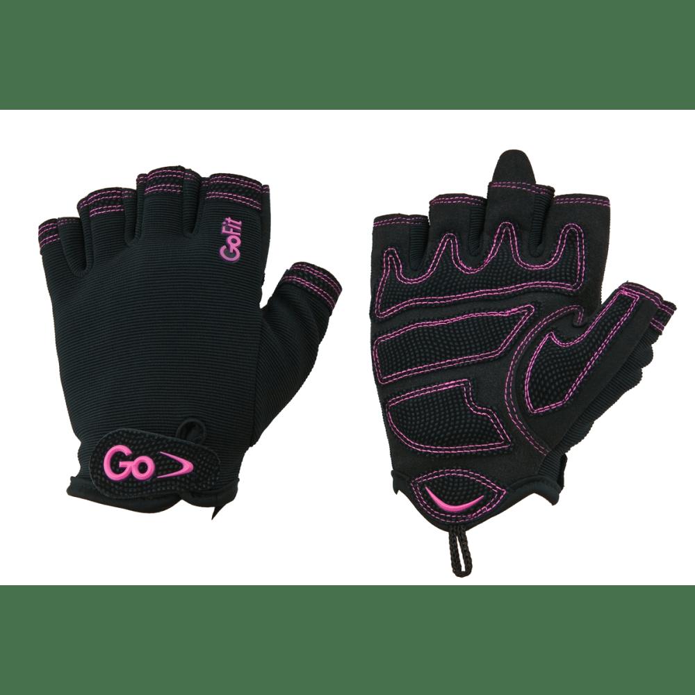 GOFIT Women's X-Trainer Glove - BLACK