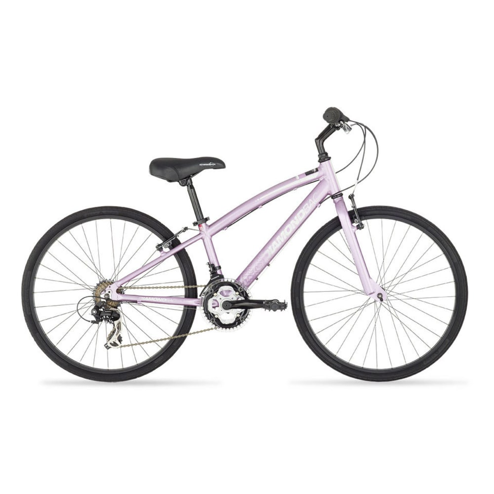 Diamondback Girls' Clarity 24 Jr.Road Bike - NONE