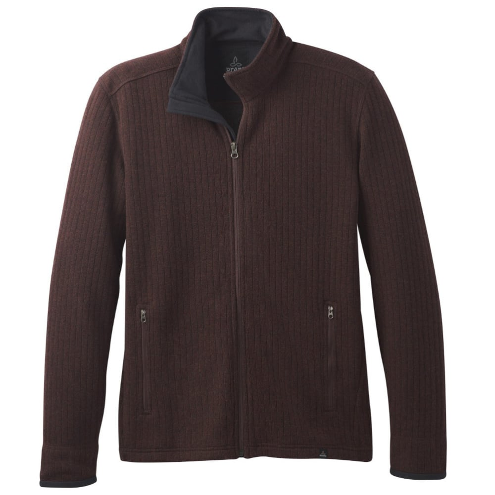 PRANA Men's Barclay Sweater - COCOA