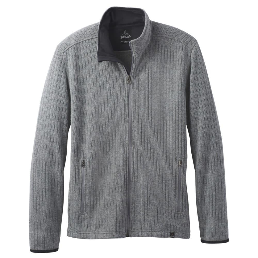 PRANA Men's Barclay Sweater - GRAVEL