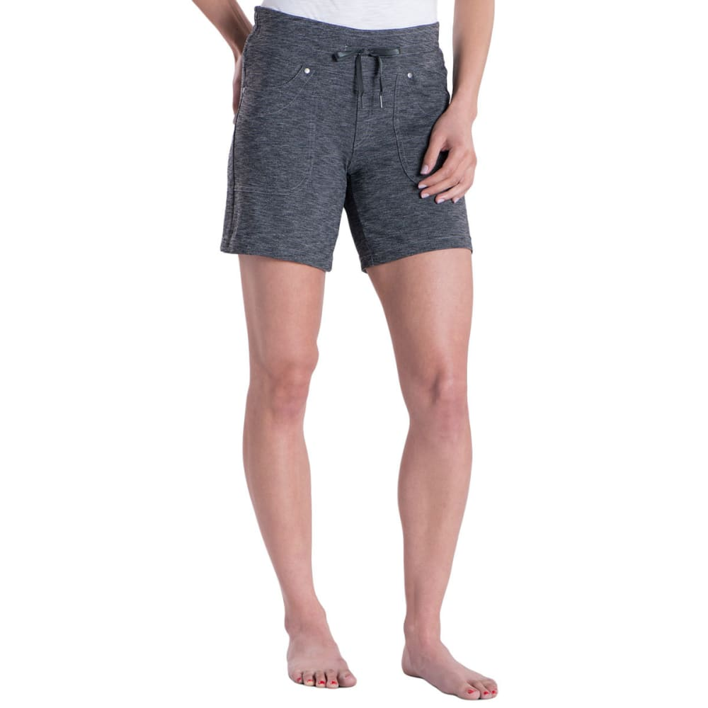 KÜHL Womens Mova Short  - DH-DARK HEATHER