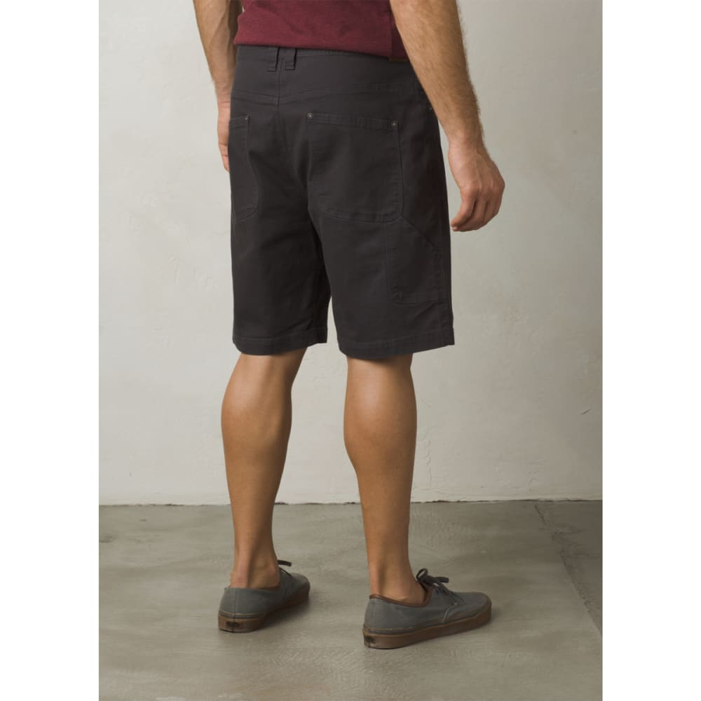 PRANA Men's Bronson 11-Inch Shorts - CHARCOAL