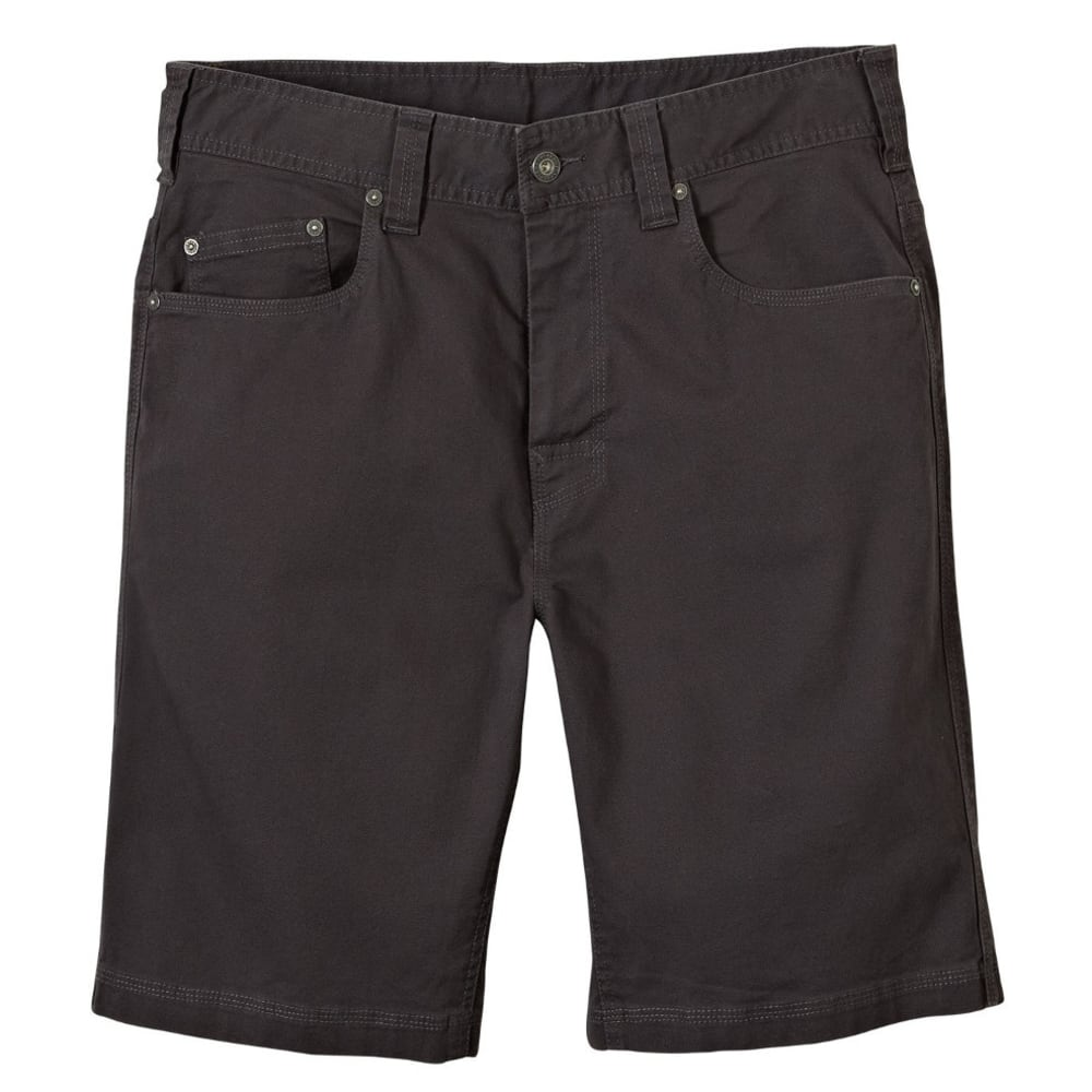 PRANA Men's Bronson 11-Inch Shorts - CHARCOAL