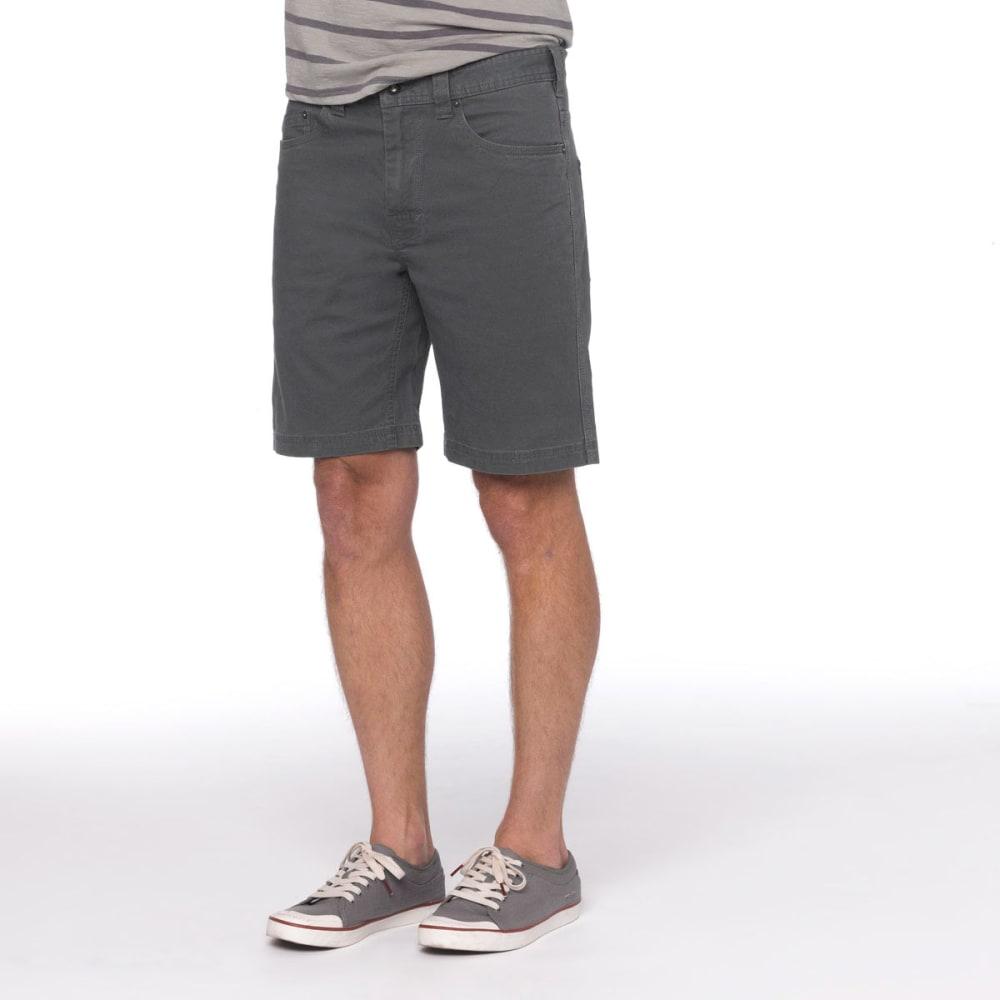 PRANA Men's Bronson 11-Inch Shorts - GRAY