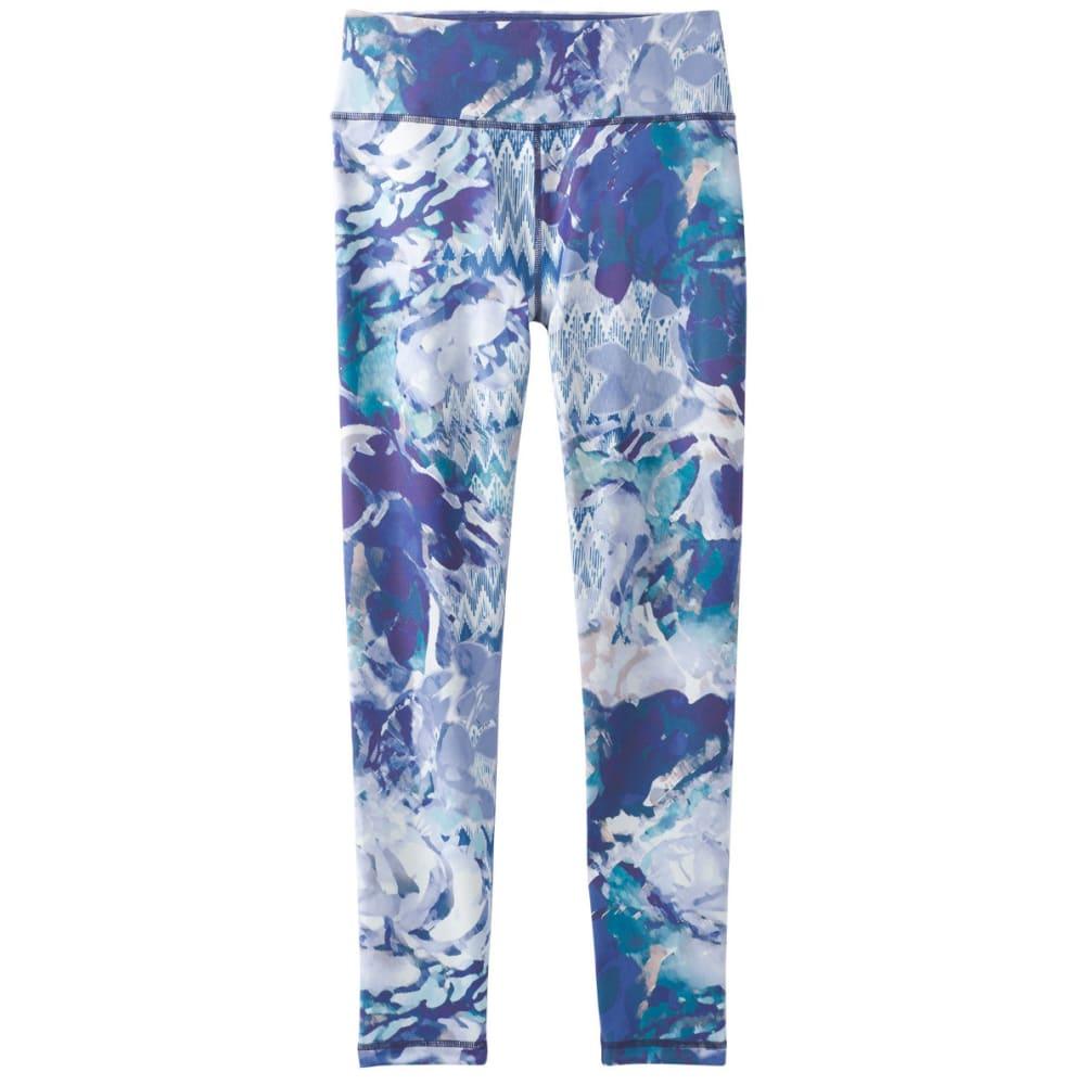 PRANA Women's Roxanne Printed Leggings - INDIGO GARDEN