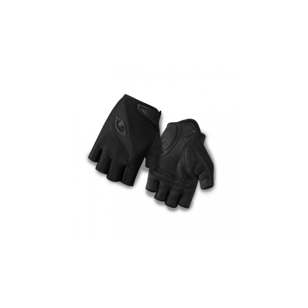 Giro Bravo Gel Cycling Glove - BLACK