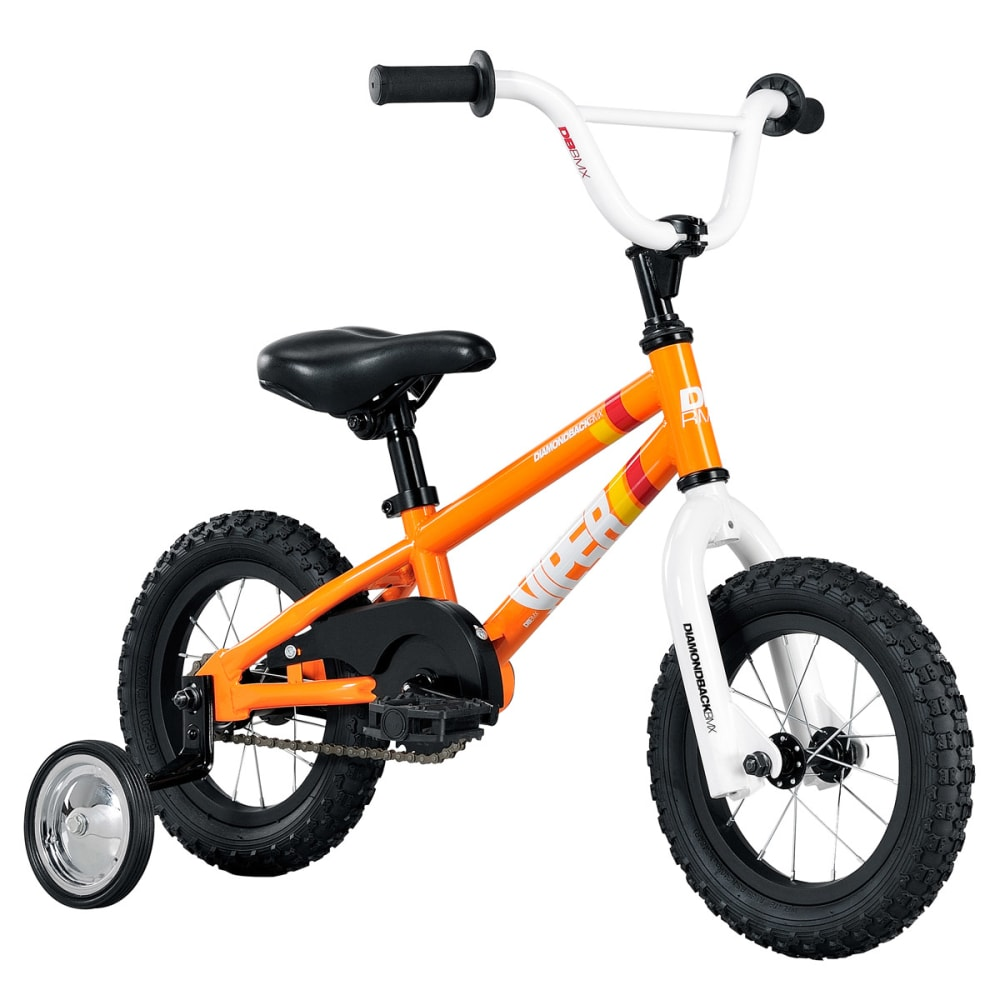 Diamondback Micro Viper 12 in. Jr. BMX Bike - NONE