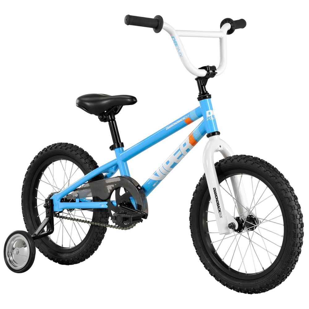 Diamondback Mini Viper 16 in. Jr. BMX Bike - NONE