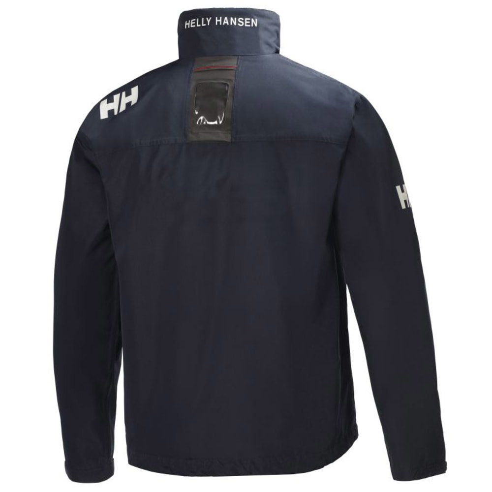 Helly Hansen Mens Crew Midlayer Insulated Jacket - 597-NAVY