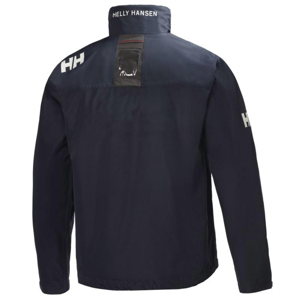 Helly Hansen Mens Crew Midlayer Insulated Jacket - 597-NAVY