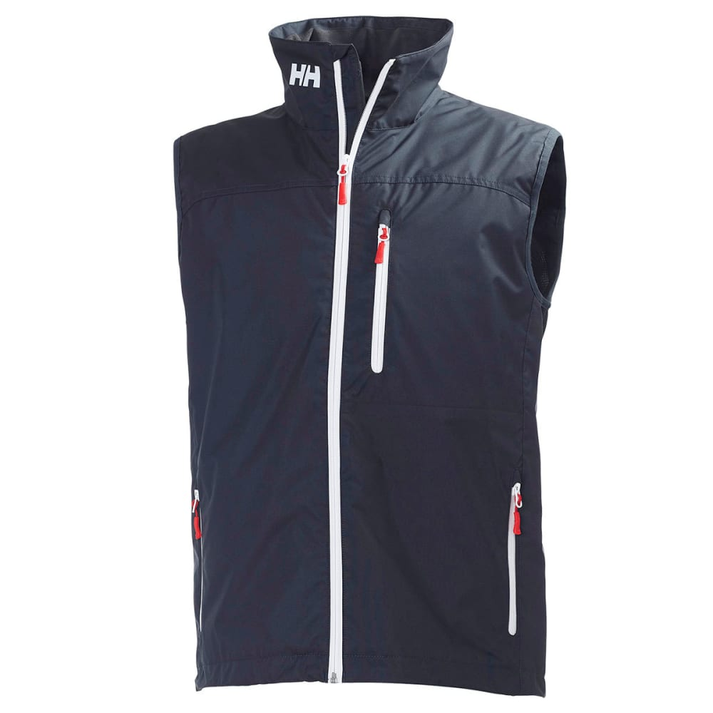 HELLY HANSEN Men's Crew Vest - 597 NAVY