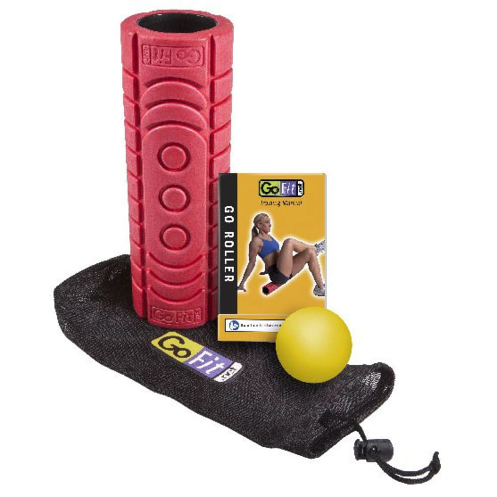 GOFIT Go Roller Fitness Kit - NONE