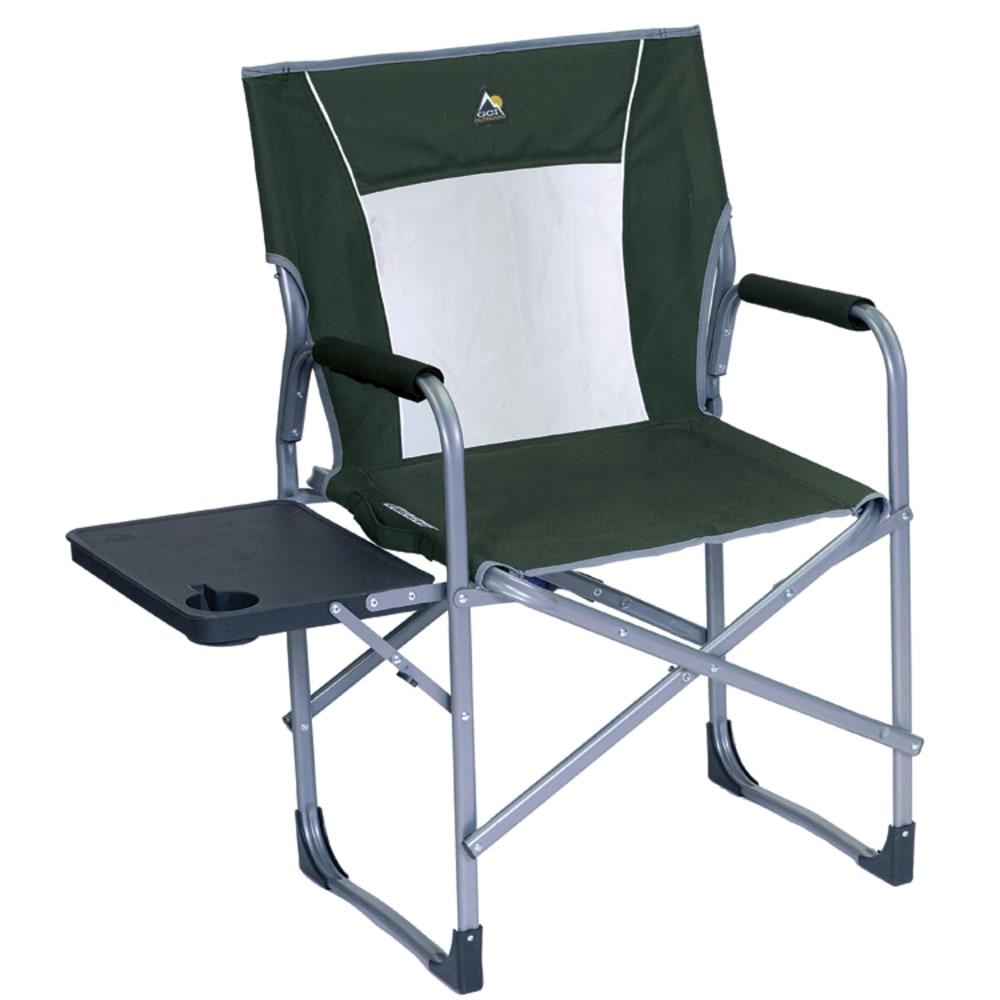 GCI OUTDOOR Slim-Fold Director's Chair - HUNTER GREEN