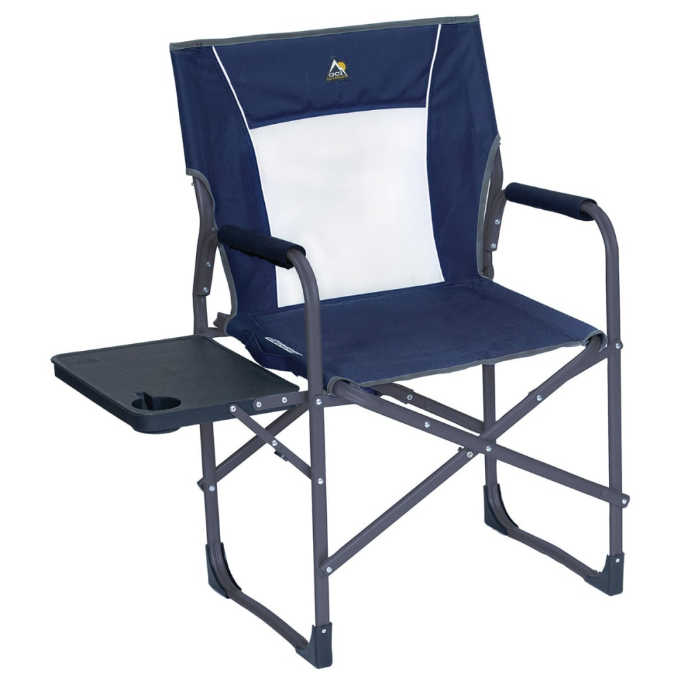 GCI OUTDOOR Slim-Fold Director's Chair™ - MIDNIGHT BLUE