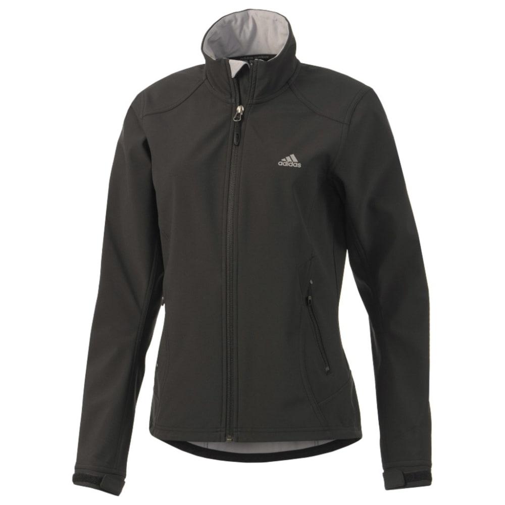 adidas Women's Hiking Softshell Jacket - BLACK