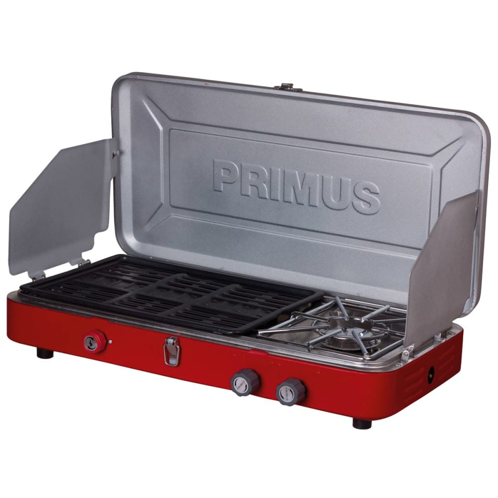 PRIMUS Profile Duo 2 Burner Stove/Grill - NONE