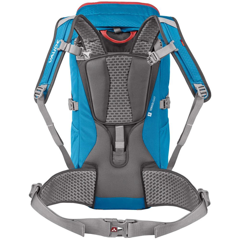 VAUDE Women's Asymmetric 38+8 Backpack - TEAL