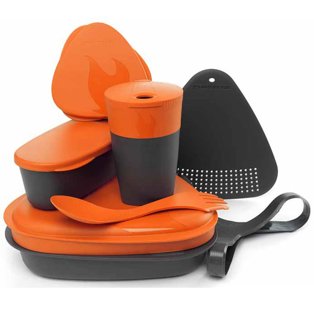 INDUSTRIAL REVOLUTION Mealkit 2.0 - ORANGE