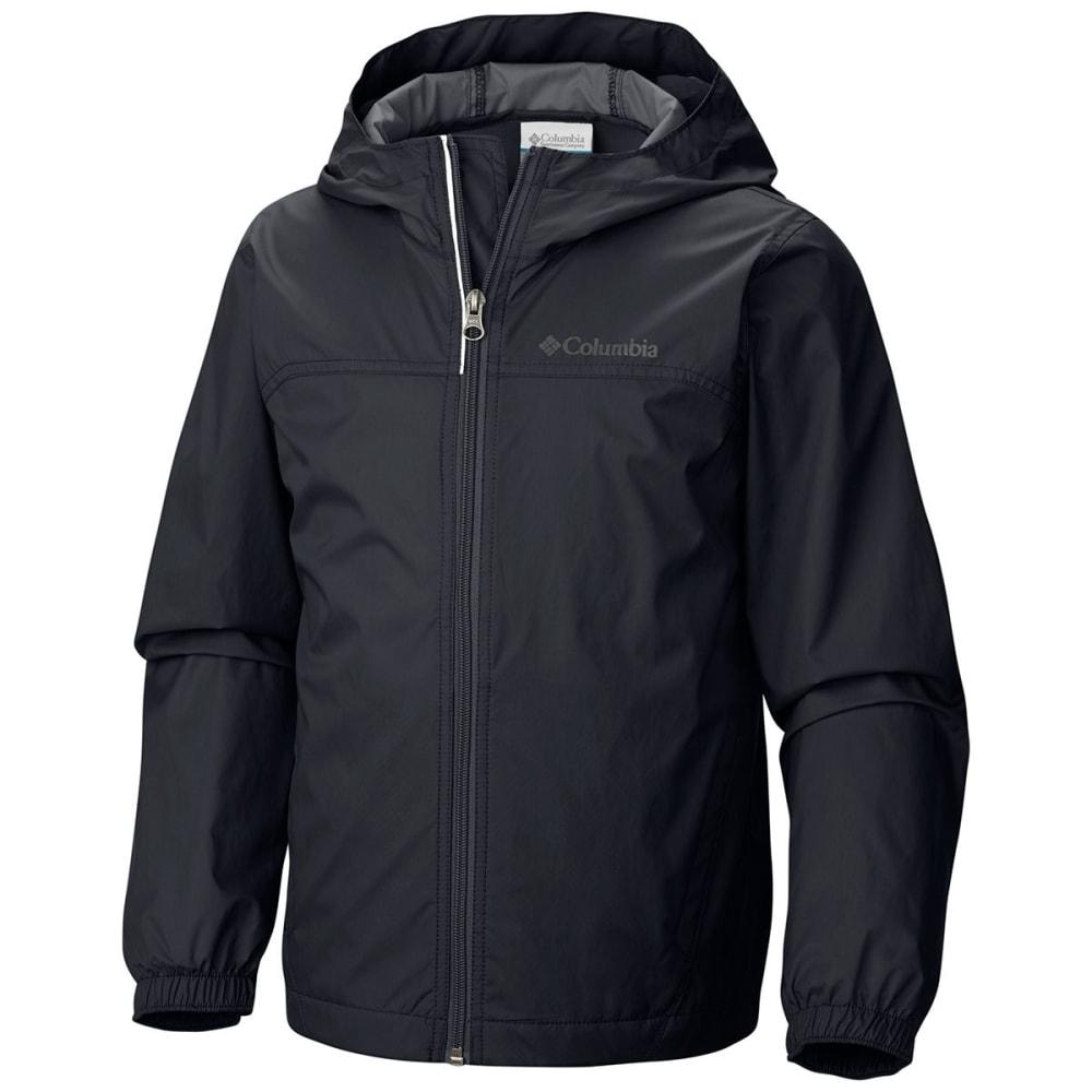 Columbia Boys Glennaker Waterproof Jacket - BLACK-010