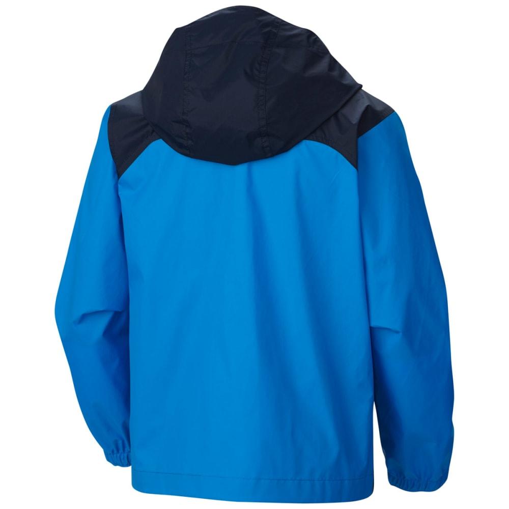 Columbia Boys Glennaker Waterproof Jacket - HYPER BLUE/NVY-431