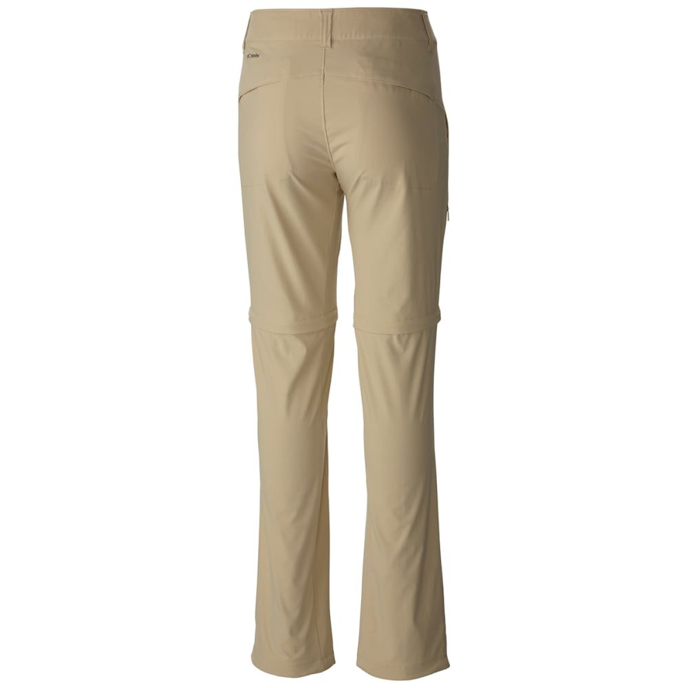 d7663336a6 COLUMBIA Women's Saturday Trail II Stretch Convertible Pants - 160 -FOSSIL