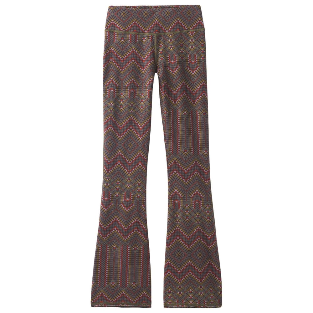 PRANA Women's Juniper Pants - GREEN KALI