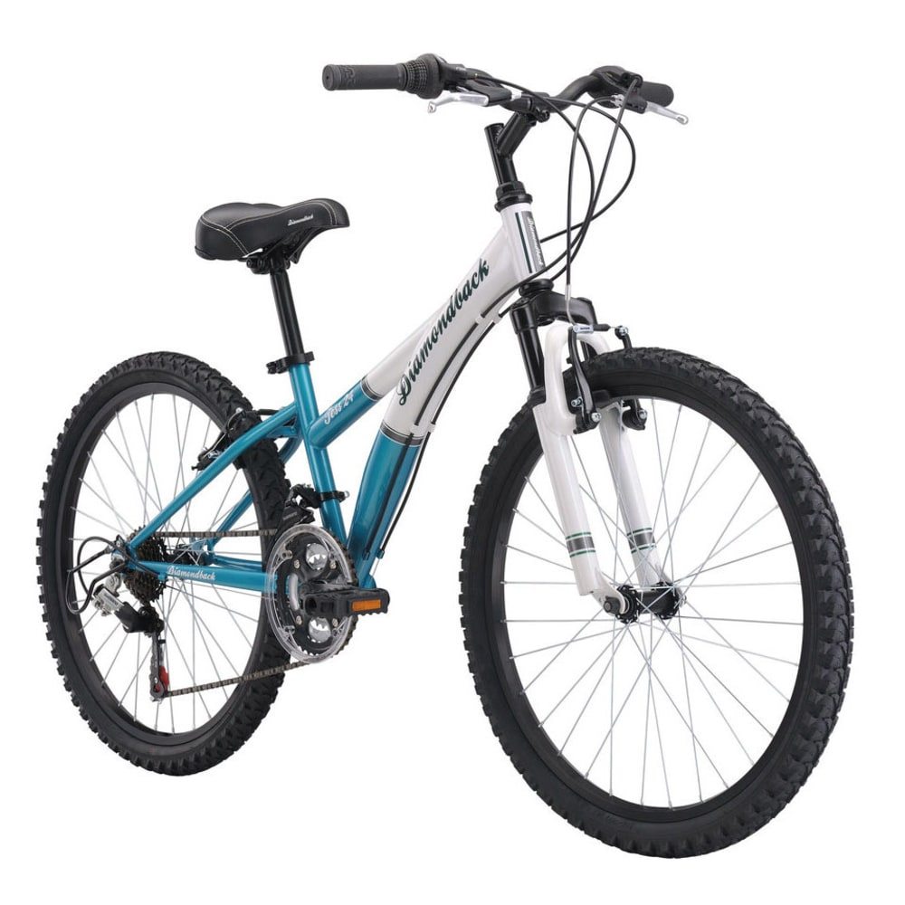 Diamondback Girls' Tess 24 Mountain Bike - NONE