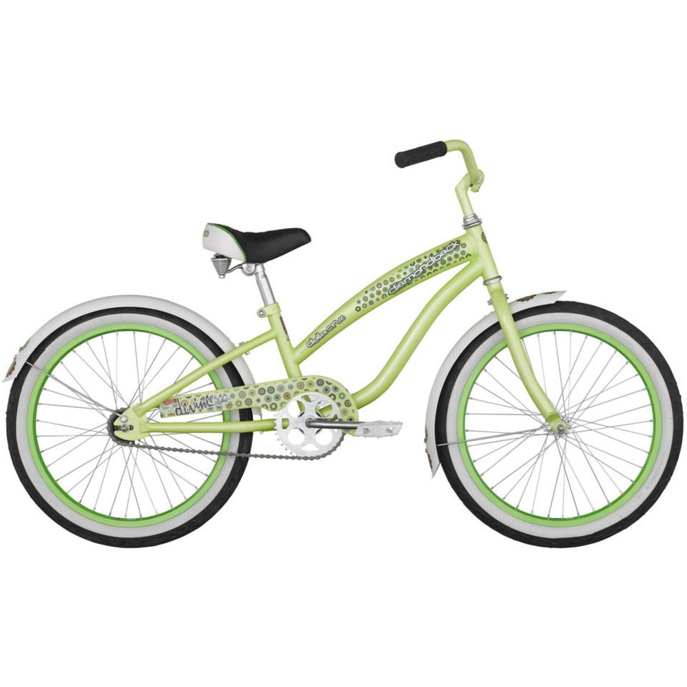 Diamondback Girls' Miz Della Cruz 20 in. Cruiser - NONE