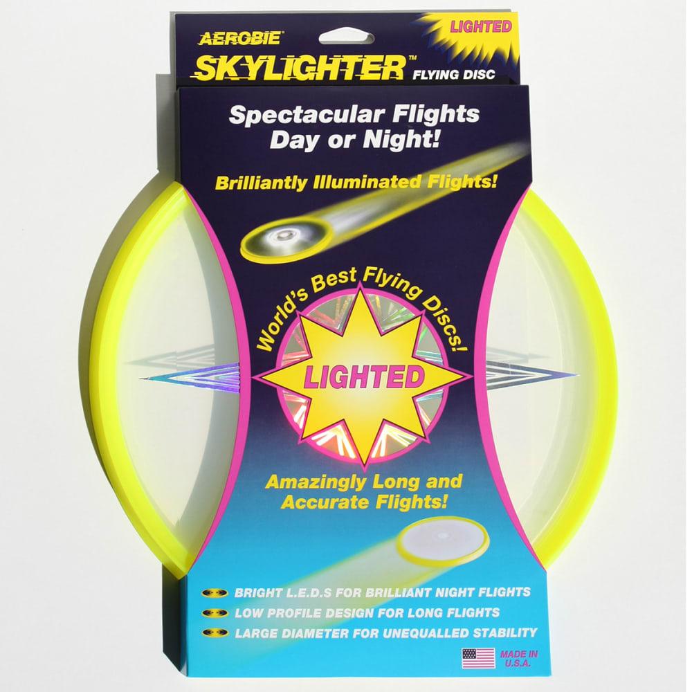 AEROBIE 12 in. Skylighter Flying Disc - YELLOW