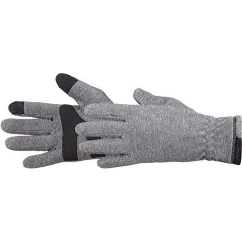 MANZELLA Men's Tahoe Ultra Gloves - OXFORD HEATHER