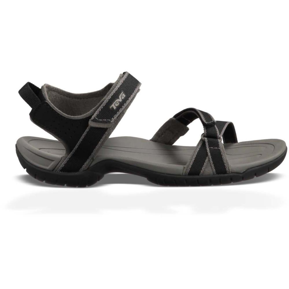 TEVA Women's Verra Sandals, Black - BLACK