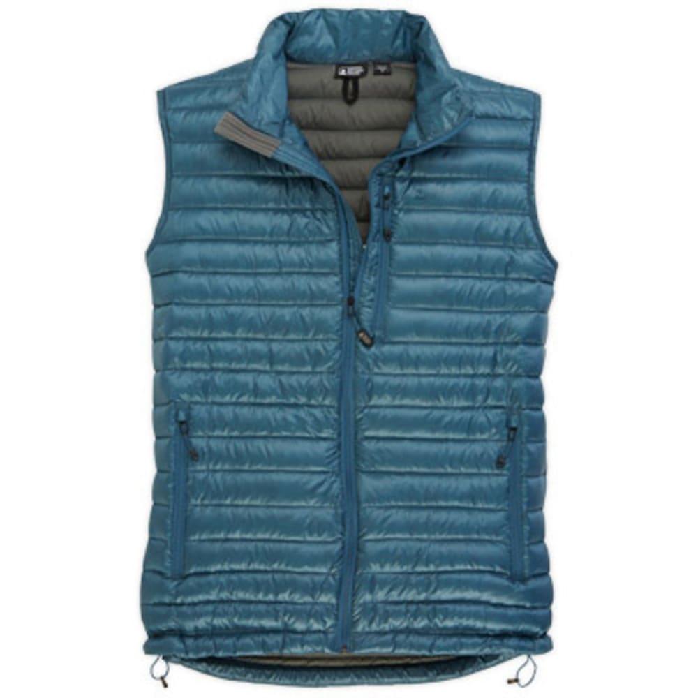 EMS® Men's Icarus Down Vest - BLUE