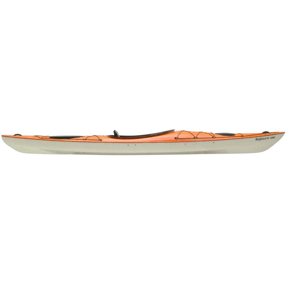 HURRICANE KAYAKS Sojourn 126 Kayak - MANGO