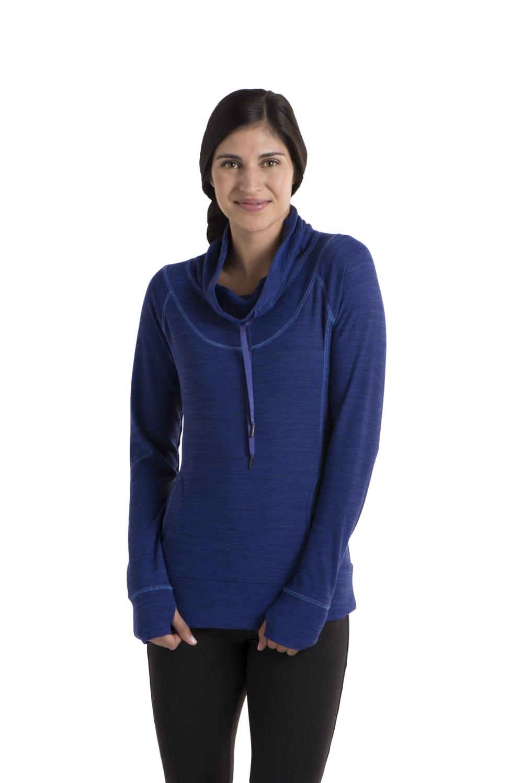 KÜHL Women's Lea Pullover - BLUE