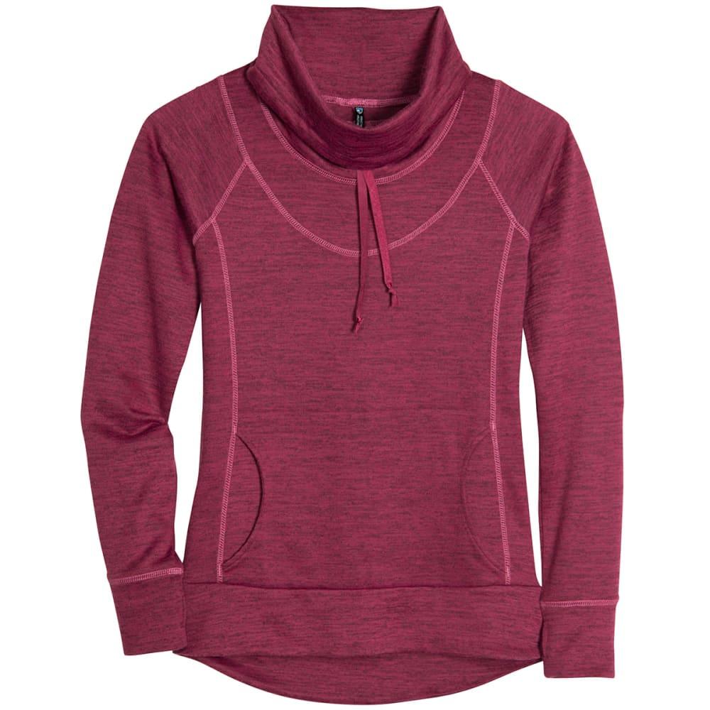 KÜHL Women's Lea Pullover - CLARET