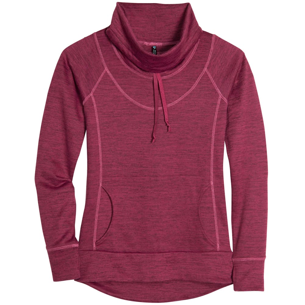 KUHL Women's Lea Pullover - CLARET