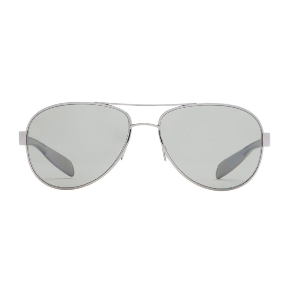 Native Eyewear Men's Patroller Sunglasses - GUNMETAL IRON/GREY