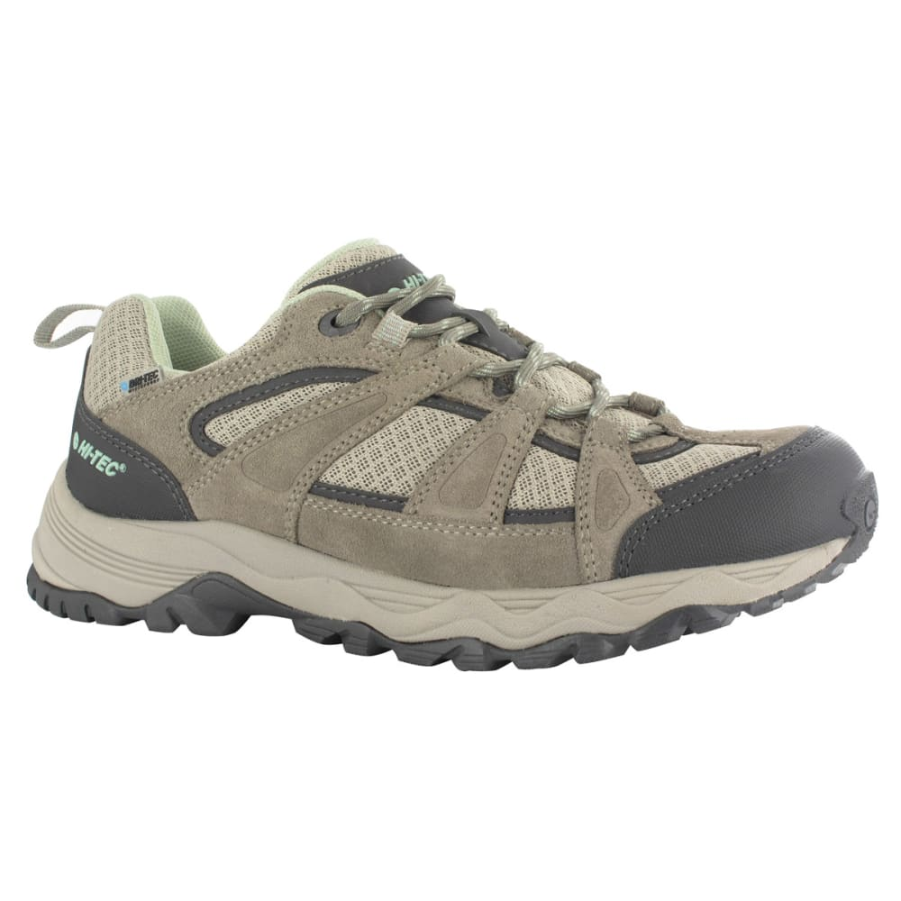 HI-TEC Women's Perpetua Low WP - TAN