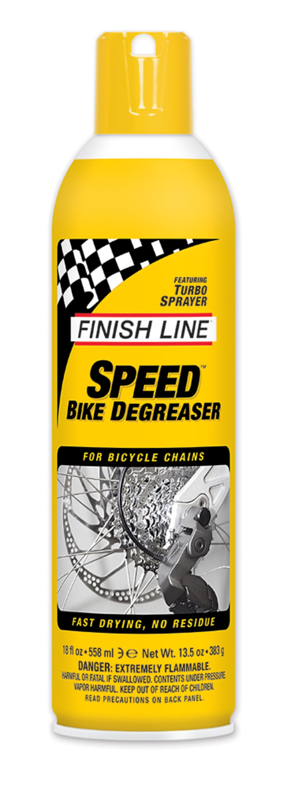 FINISH LINE Speed Bike Degreaser - NONE