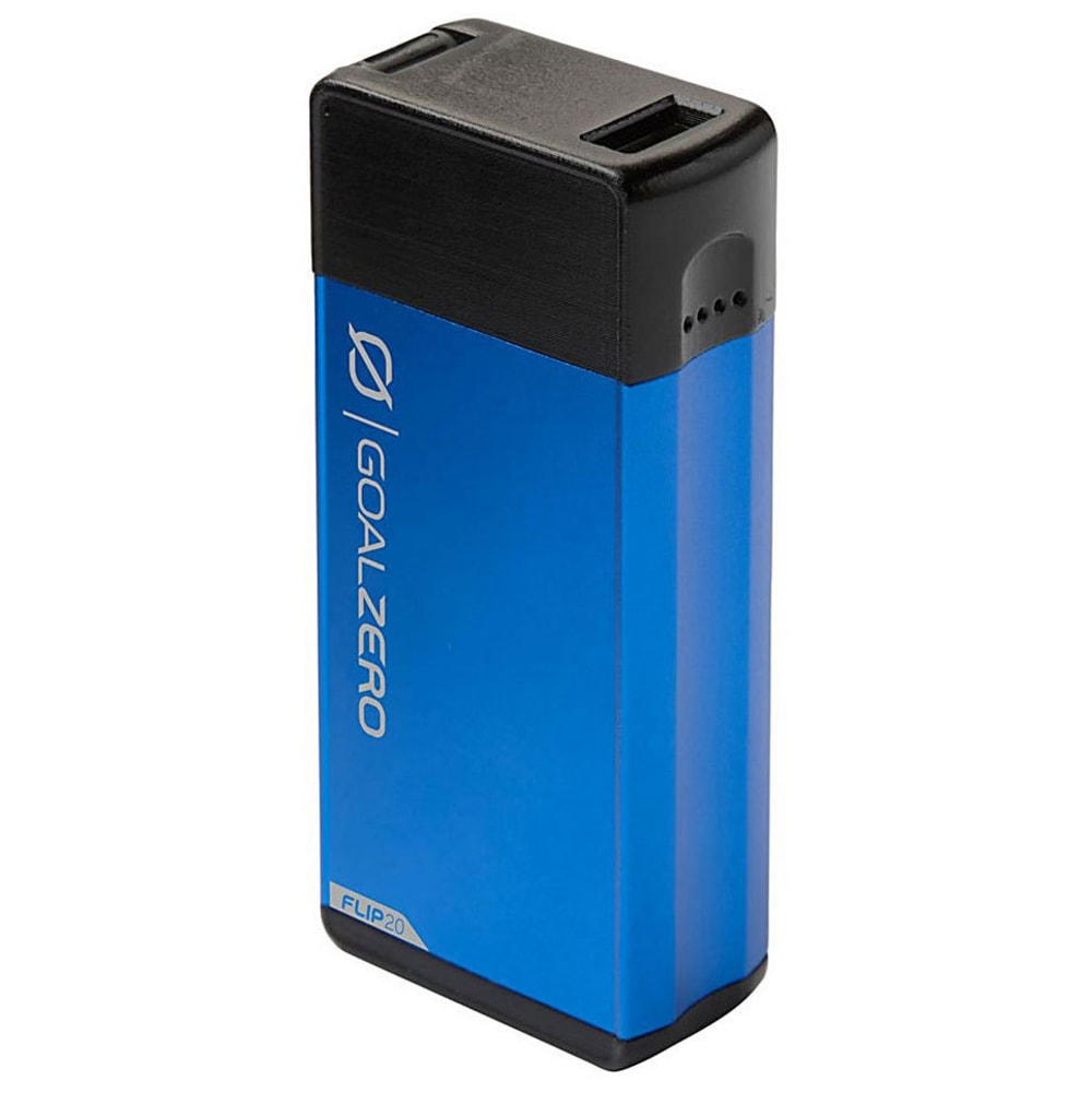 Goal Zero Flip 20 Recharger - PHOTO BLUE/21908