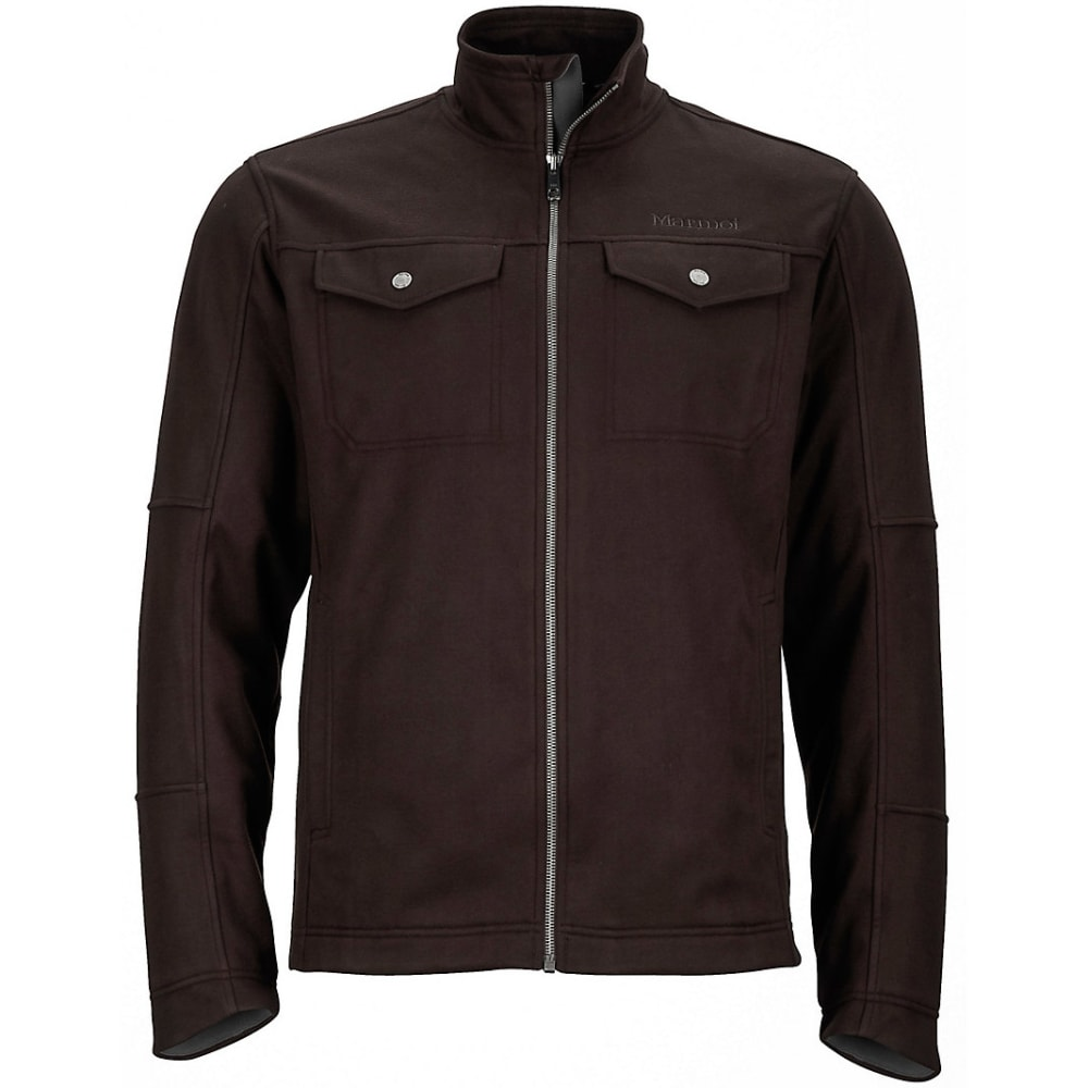 MARMOT Men's Hawkins Jacket - 7410-RICH BROWN