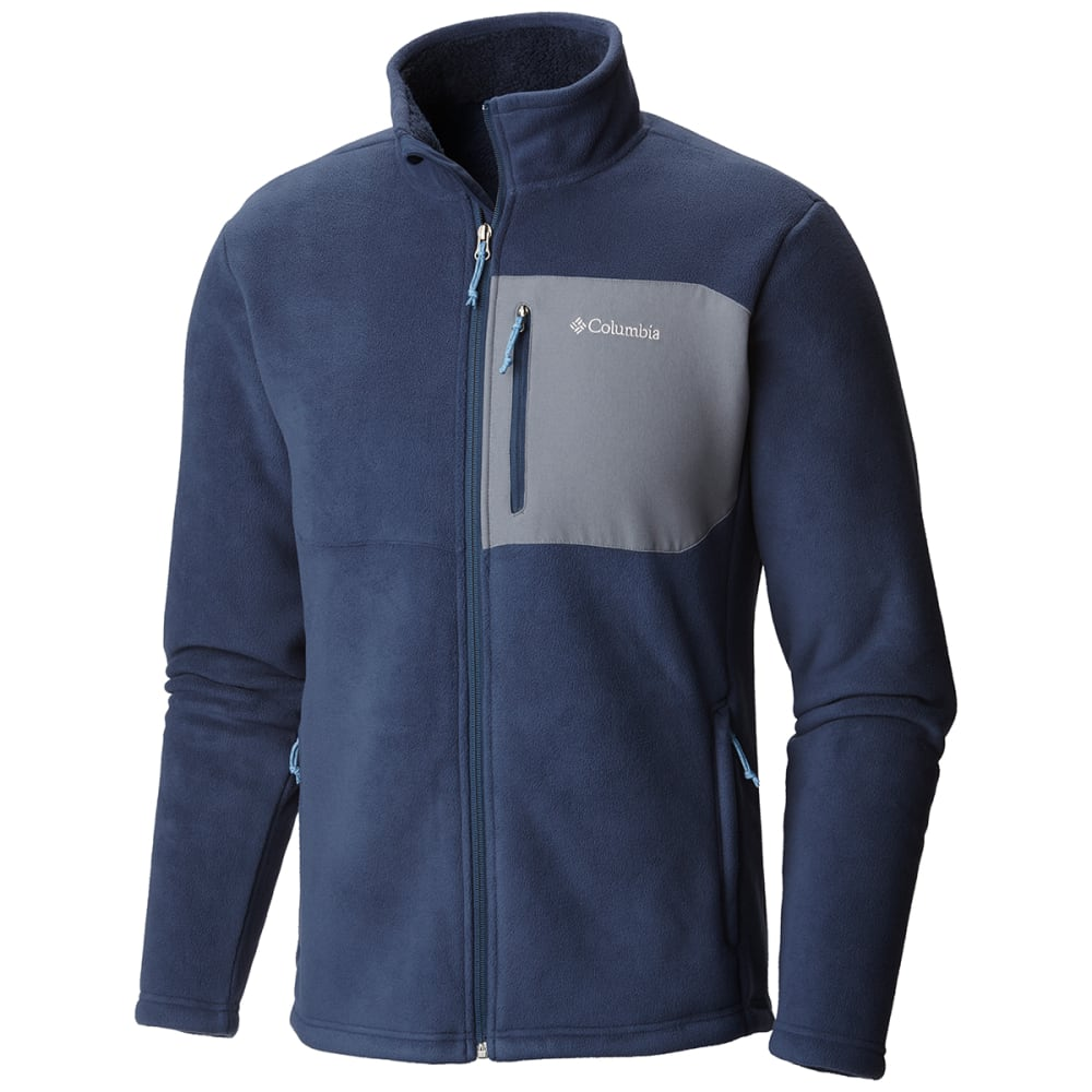 COLUMBIA Men's Teton Peak Jacket - 464-COLLEGIATE NAVY