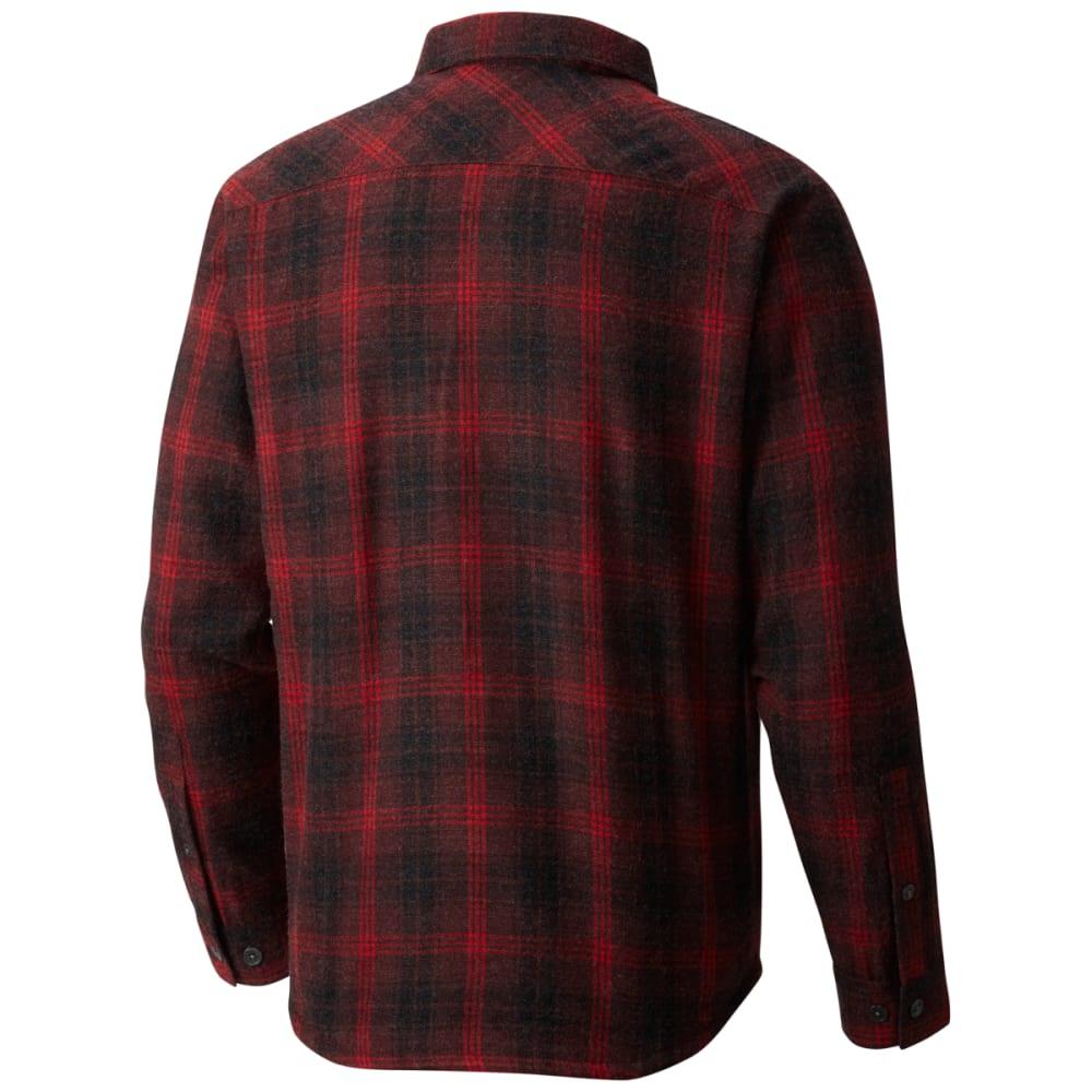 COLUMBIA Men's Windward III Over-Shirt - ELDERBERRY-522