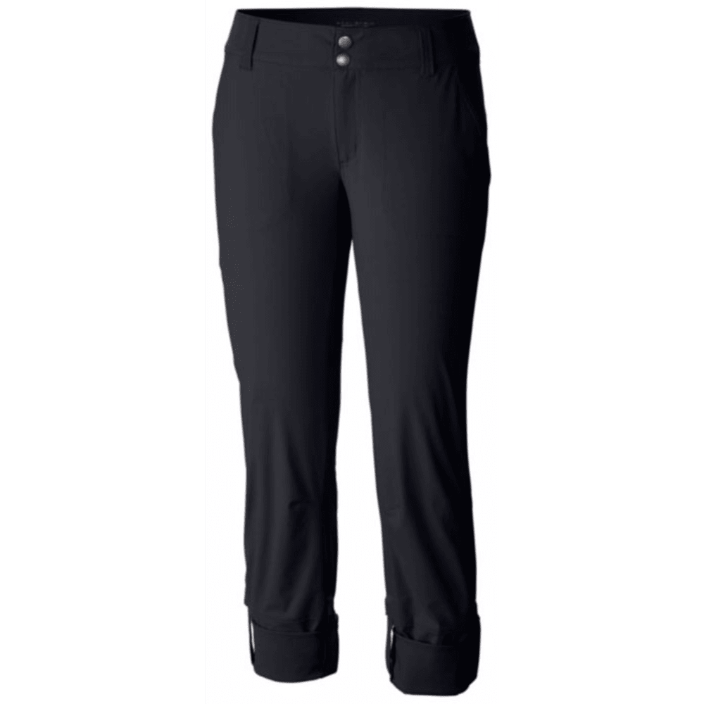 Columbia Womens Saturday Trail Pant - BLACK