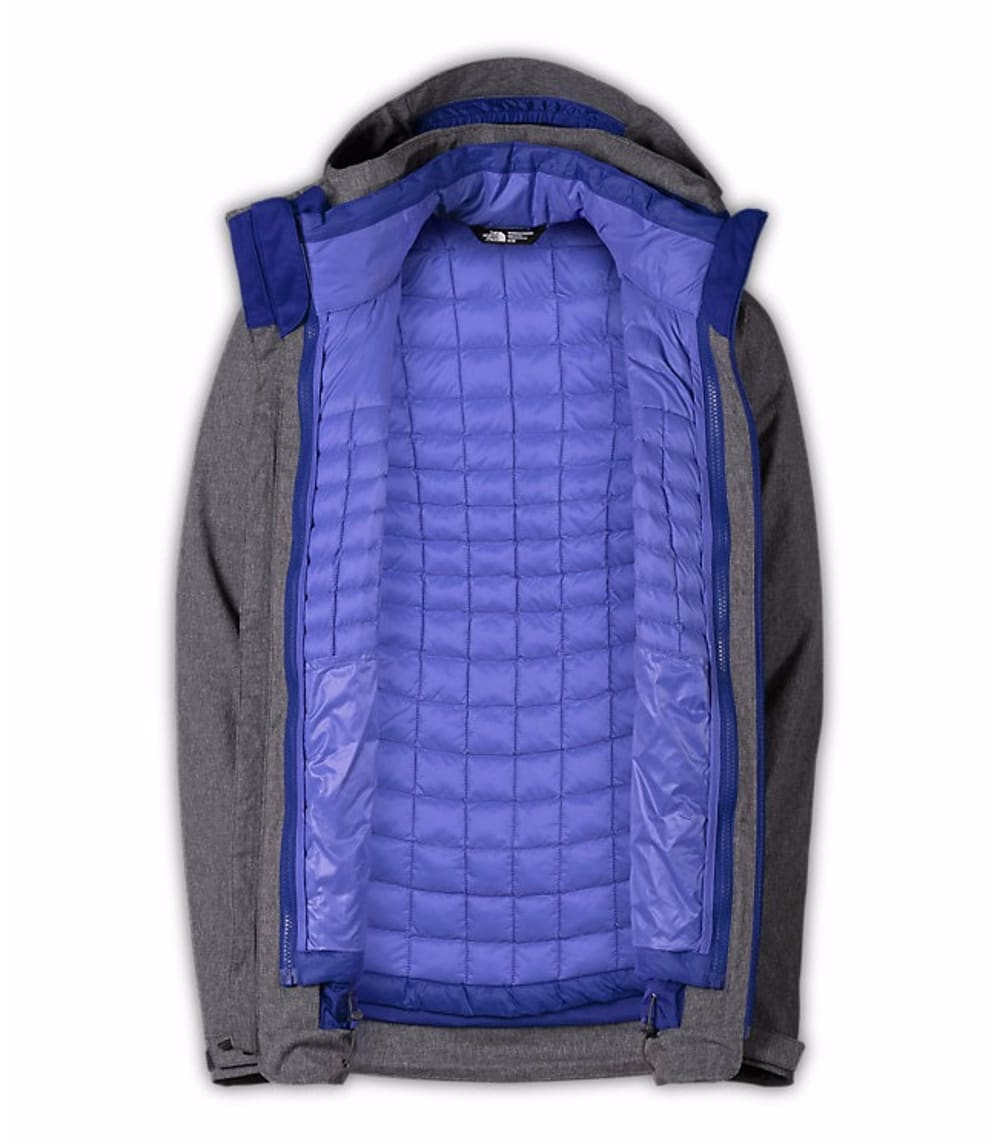 092e938006 THE NORTH FACE Women  39 s Thermoball Snow Triclimate Parka - CHARCOAL