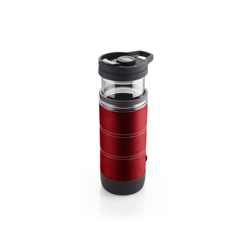 GSI Outdoors Commuter Java Press Graphite - RED/79401