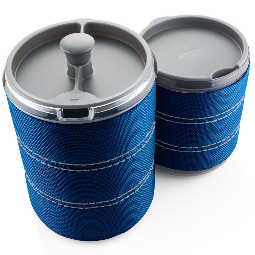 GSI OUTDOORS Personal Java Press Blue - NONE