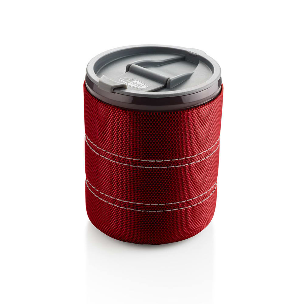 GSI Outdoors Backpacker Mug Orange - RED/75251